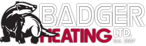 badger heating installations and service bournemouth logo